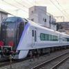 JR東日本の新型特急電車「E353系」量産先行車が完成…中央本線向け