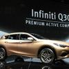 【フランクフルトモーターショー15】インフィニティ Q30、初公開…ブランドの可能性広げる新コンパクト