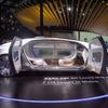 【東京モーターショー15】メルセデスベンツ、未来都市を想定したコンセプトカーを世界初公開 画像