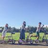 公道を走れる三輪モビリティ「ウォーキングバイシクル」試乗体験開催 片山工業
