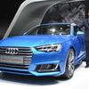 【東京モーターショー 15】アウディ、新型 A4 を日本初公開…16年初めに発売へ