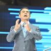 【東京モーターショー15】日産ゴーン社長「自動運転技術の車両は世界に展開」