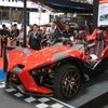 【東京モーターショー15】ポラリス スリングショット…2輪の軽快さと4輪の安定感を備える[詳細画像]