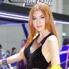 【タイ国際モーターエキスポ15】常夏の国のコンパニオンたち…その3