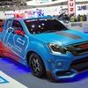 【タイ国際モーターエキスポ15】いすゞ D-MAX セーフティカー 1.9Ddi ブルー・パワー[詳細画像]