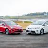 【トヨタ プリウス 新型】新旧比較試乗、注目は燃費よりシャシー性能