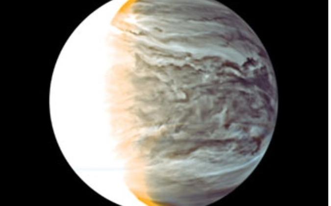 金星探査機「あかつき」に搭載の観測器が定常観測に移行…金星の観測を開始 画像