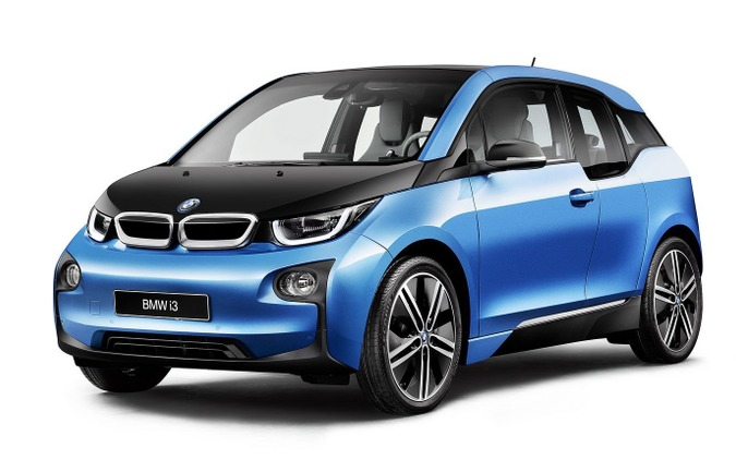 BMWグループの電動車両販売、i3 は5割増…4月 画像