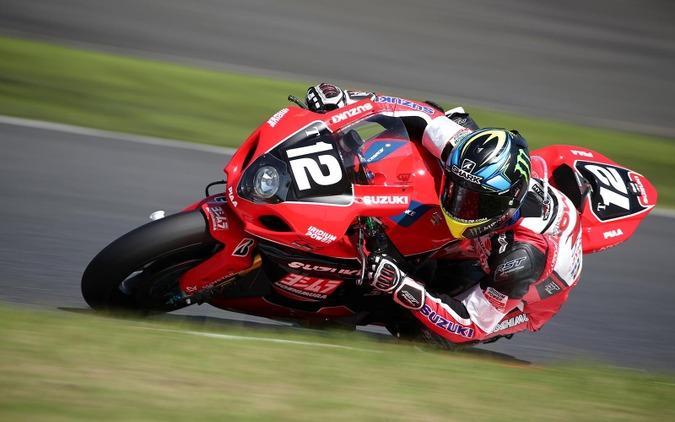 【鈴鹿8耐】英国スーパーバイク王者ジョシュ・ブルックスの参戦決定…ヨシムラ2人目のライダー 画像