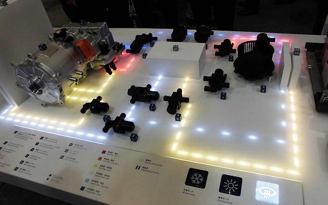 【人とくるまのテクノロジー16】走行距離延長・省電力に貢献、EVの熱循環をマネジメント…ボッシュ 画像