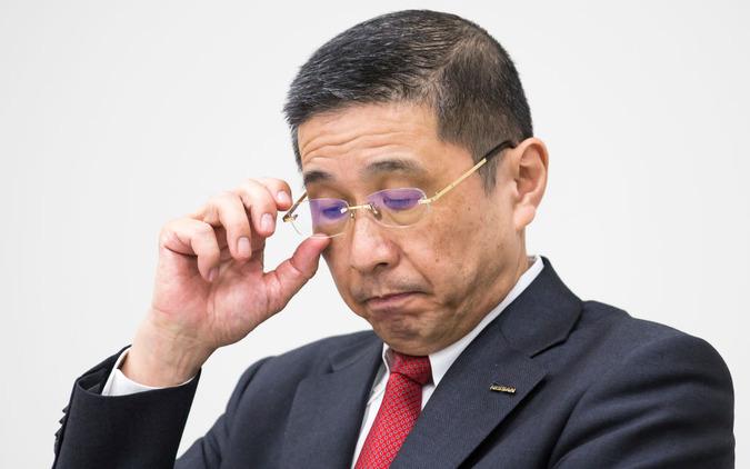 日産の西川社長 (c) Getty Images