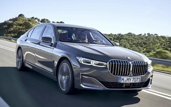 BMW 7シリーズ 新型(750Li xDrive)