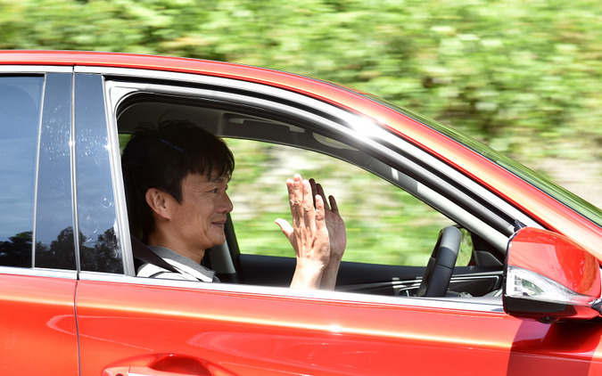 高速道での手放し運転を実現した「プロパイロット2.0」を試した。