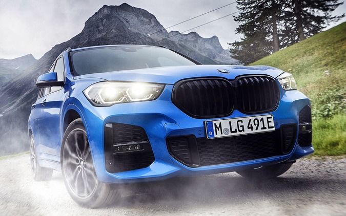 BMW X1 のPHV「X1 xDrive 25e」