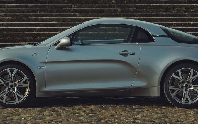 アルピーヌ A110 リネージ GT