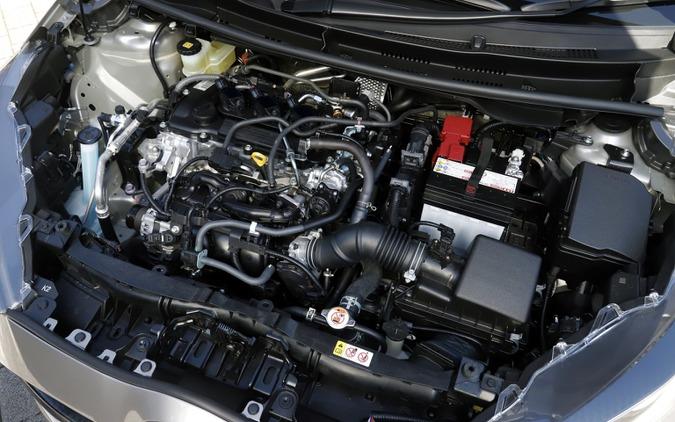 トヨタ ヤリス(1.5L ガソリン)