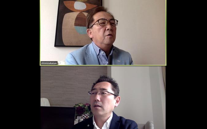 コロナ後の自動車業界について、清水和夫と三浦和也元・編集長が対談
