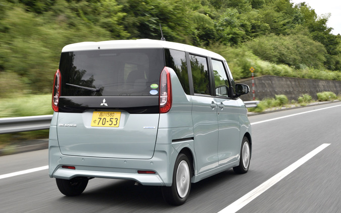 三菱 eKスペース 新型
