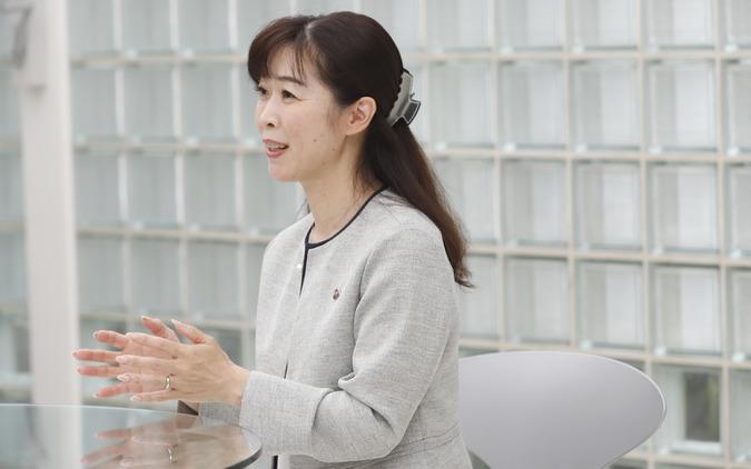 マツダ MX-30 竹内都美子主査