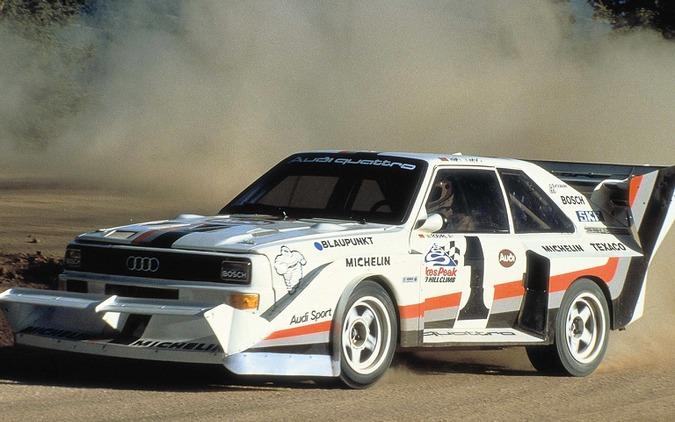 アウディ・スポーツクワトロS1パイクスピーク仕様(1987年)