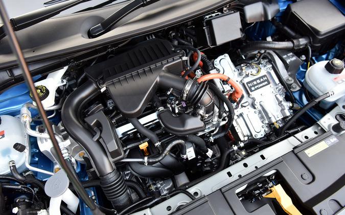 日産 新型 ノート e-POWER 第2世代e-POWERを搭載 1.2リッターエンジン