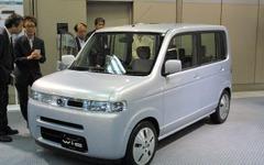 ホンダが新型軽自動車を2月1日に発表か---『WIC』コンセプト量産仕様 画像