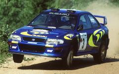 スバル WRCマシンが買える!? 夢の特別セール開催中 画像