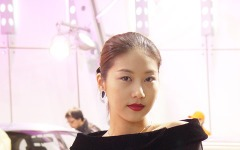 【ソウルショー2002写真蔵】コンパニオンはあっちを見ても、こっちを見ても韓国美女が勢ぞろい 画像