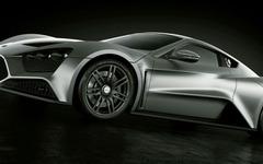 デンマーク初のスーパーカー…最高速375km/h 画像
