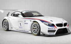 BMW Z4、レーシングバージョンGT3公開…480psのV8エンジン搭載 画像