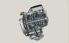 ZF、世界初の乗用車向け9速AT開発 画像