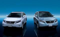 レクサスに小型SUV…トヨタ RAV4 ベースか 画像