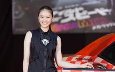武井咲、映画『ワイルド・スピード MEGA MAX』オリジナルカーを披露 画像