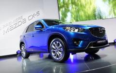 マツダ CX-5、世界最高強度の自動車用高張力鋼板を採用 画像