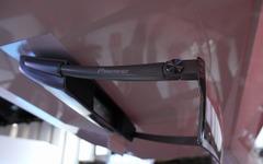 【CEATEC 11】パイオニアの目玉はヘッドアップディスプレイ 市販前提 画像