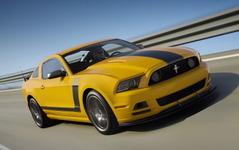 【ロサンゼルスモーターショー11】フォードマスタングに2013年型…BOSS302も登場 画像