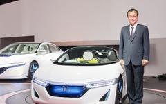 【東京モーターショー11】ホンダから電動2シーターオープンスポーツ…EV-STER 画像