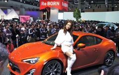 【東京モーターショー11】24年ぶり東京開催、来場者は前回比37%増…84万2600人 画像