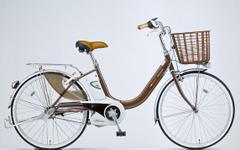 パナソニック、軽量設計の電動アシスト自転車を発売  画像