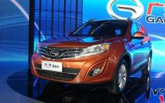 【北京モーターショー12】広州汽車の新型SUV GS5 …アルファ 166 をベースに開発 画像