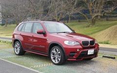 【BMW X5 試乗】クリーンディーゼルが今後の主流に…松下宏 画像