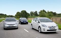 トヨタ プリウス 次期型、2015年に発表か…燃費は劇的に向上?! 画像