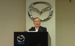 マツダ山内社長「CX-5はディーゼルの新しい市場を作りつつある」 画像
