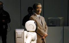 【踊る!! ホンダ】ロボットも小型化傾向……なぜ? 画像