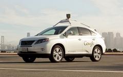 グーグルのロボットカー、新テスト車を導入…レクサス RX ハイブリッド 画像