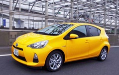 【実燃費ランキング】アクア が首位、燃費達成率は67%…9月 画像