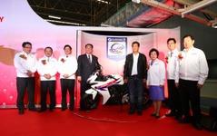 ホンダ、タイ二輪車新工場で新型 CB500シリーズ の生産開始 画像