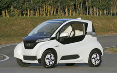 【新聞ウォッチ】走り出す超小型車、制限速度30キロ以下はシートベルト不要 画像