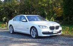 【BMW 7シリーズ 試乗】新ハイブリッドシステム採用、静かで滑らかかつ力強い走り…松下宏 画像