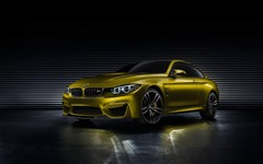 【ペブルビーチ13】BMW、コンセプト M4 クーペ 公式発表… M3 クーペ 後継 画像